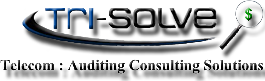 Tri-Solve telecom auditing consulting solutions